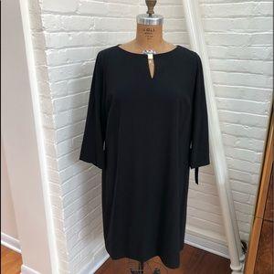Amazing Black TAHARI Career Dress Size 14W
